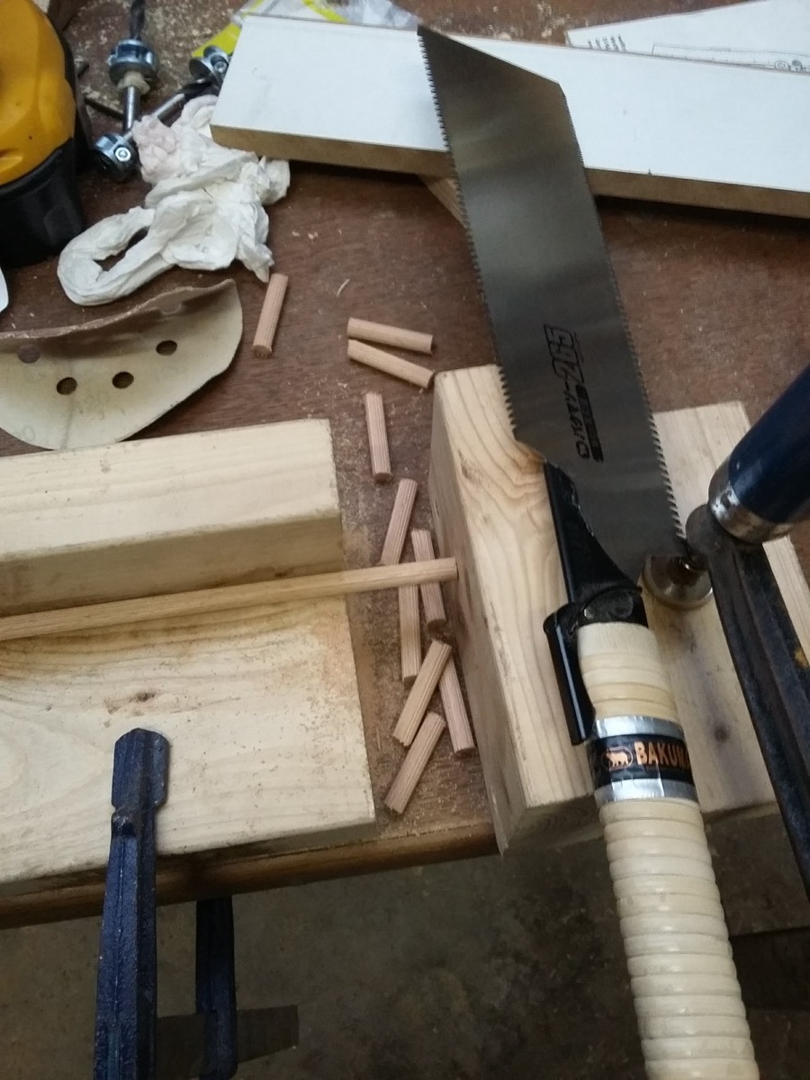 Making dowels on the cheap
